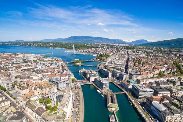 Ženeva, Švajčiarsko