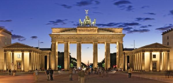 Brandenburská brána © visitBerlin,