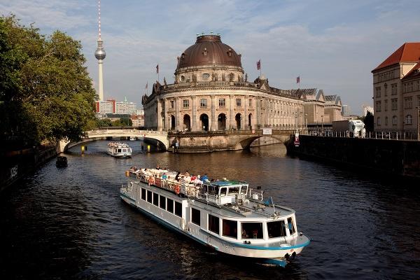 Ostrov múzeí, Berlín, Nemecko
