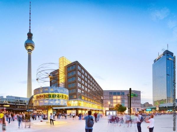 Berlín: Alexanderplatz a svetoznáma