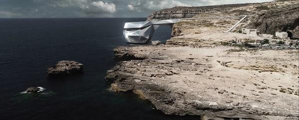 Srdce Malty podľa návrhu