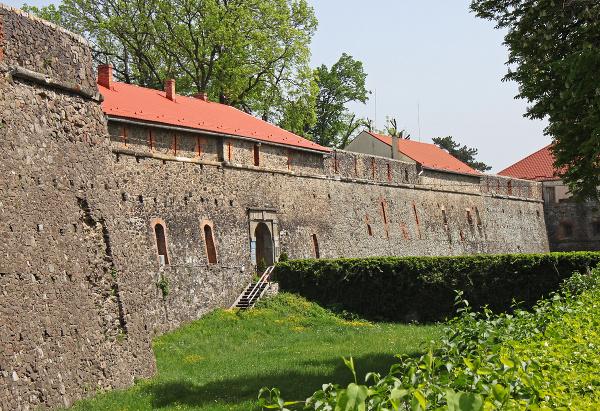 Hrad v ukrajinskom Užhorode