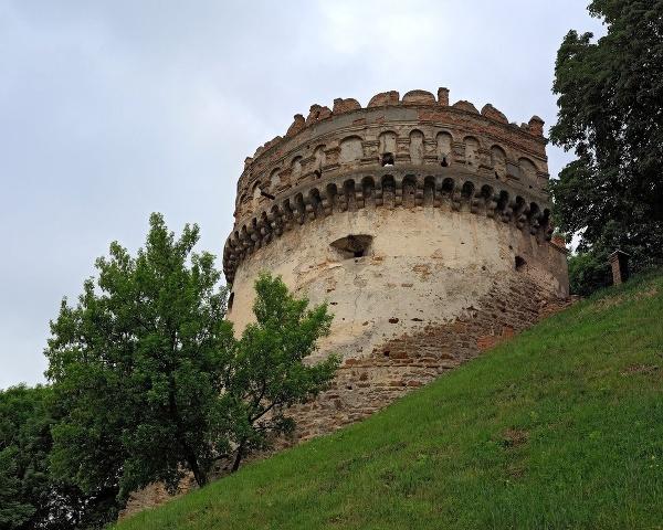 Hrad Ostroh, Ukrajina