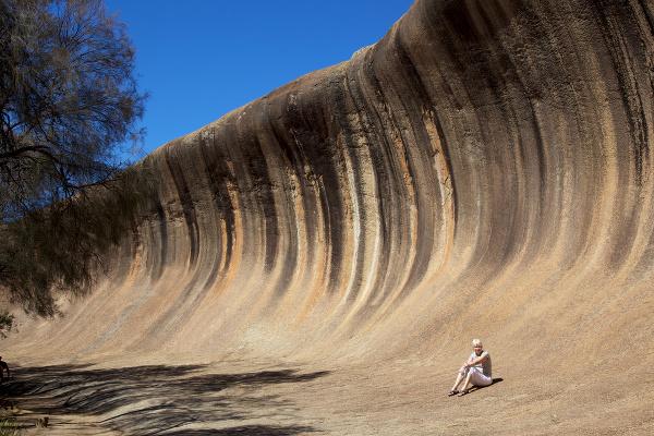 Wave Rock, Austrália