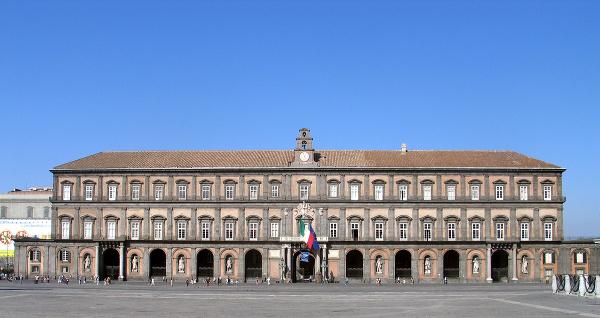 Kráľovský palác v Neapole