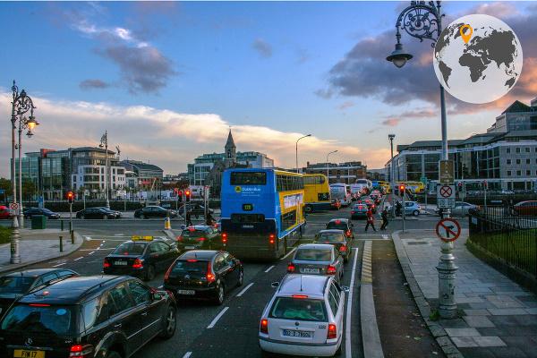 Írsky Dublin