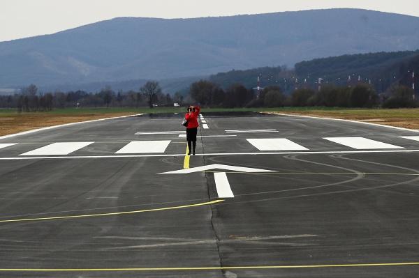 Letisko v Prievidzi
