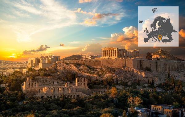 Aténska Akropola