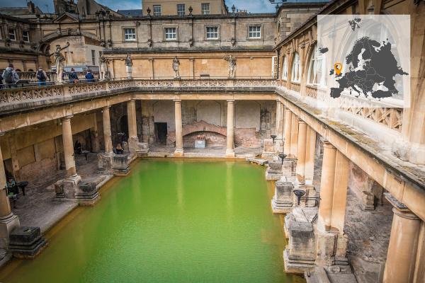 Bath, Anglicko