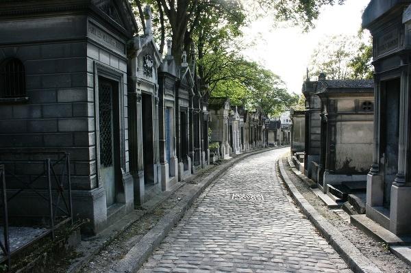 Cintorín Pére Lachaise
