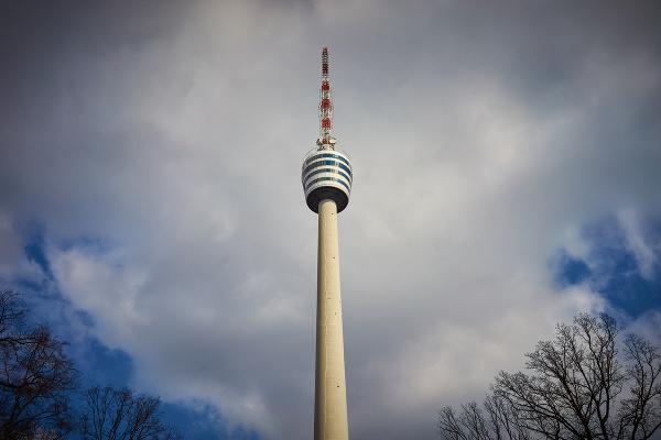 Televízna veža, Stuttgart
