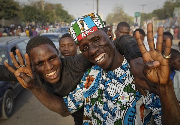 Obyvatelia Nigérie