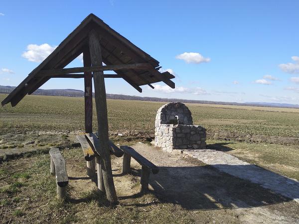Prameň v okrese Košice-okolie