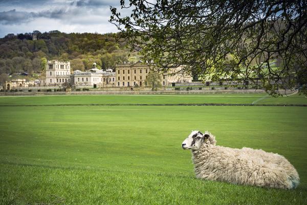 Chatsworth House, Derbyshire