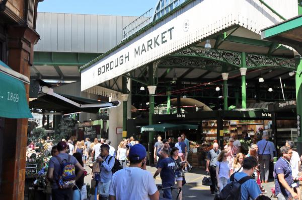 Borough Market, Londýn