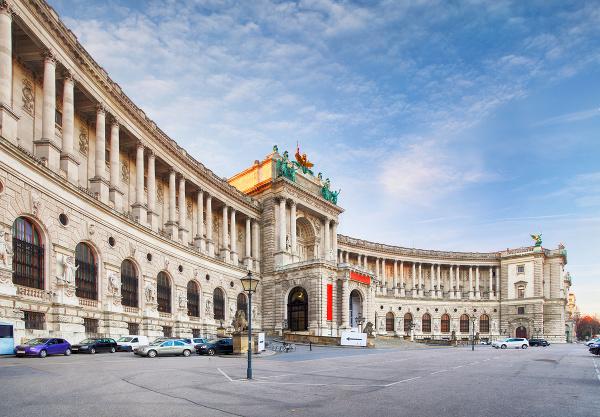 Hofburg, Viedeň