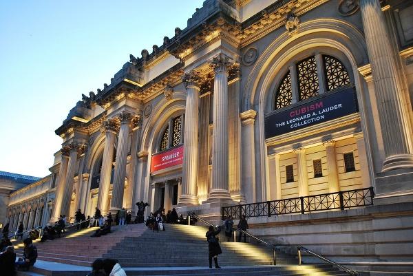 Metropolitné múzeum umenia, New