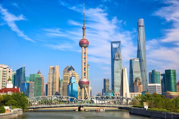 Orientálna perlová veža, Šanghaj