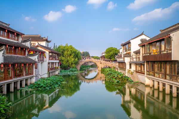 Qibao, Šanghaj