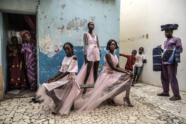 Snímka s názvom Dakarská