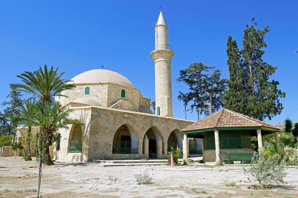 Hala Sultan Tekke, Larnaka,