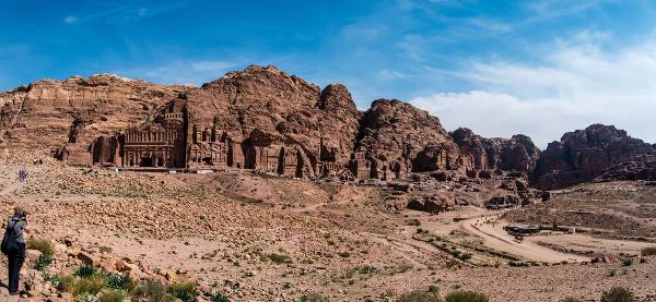 Jordánska Petra