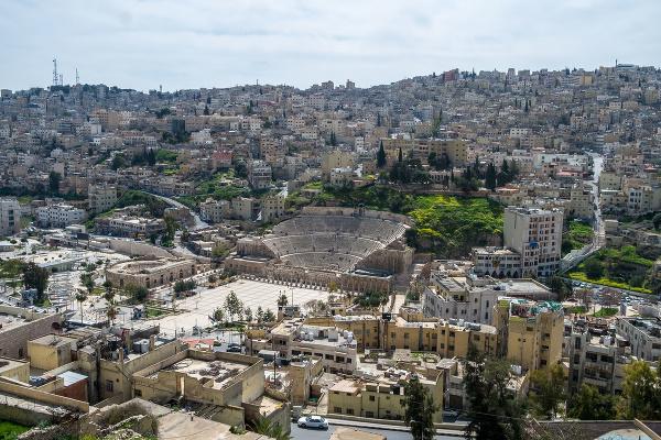 Amman, Jordánsko