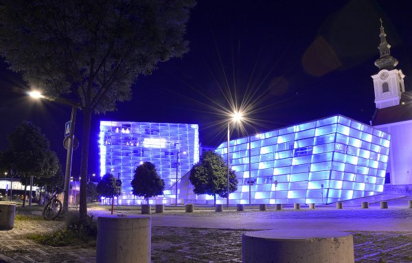 Ars Electronica Center, Linec,