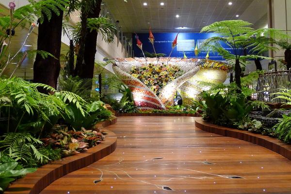 Letisko Jewel Changi Airport