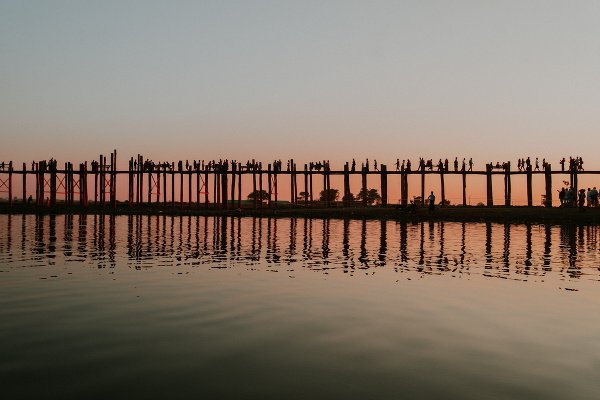 U Bein Bridge -