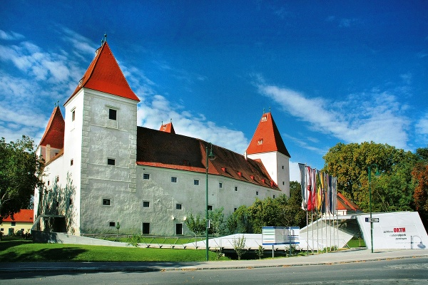Zámok Orth v Rakúsku