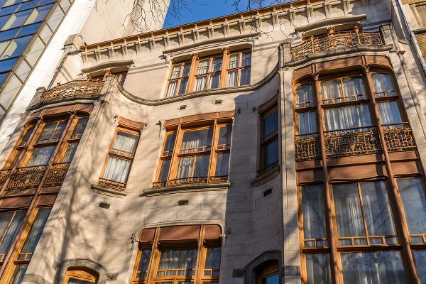 Secesný Hotel Solvay