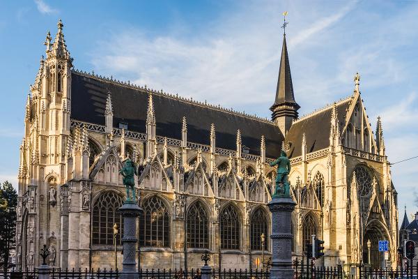 Notre Dame du Sablon,