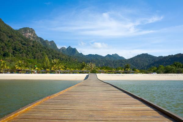 Tanjung Rhu, Malajzia