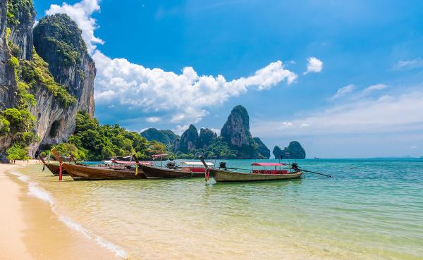 Railay, Thajsko