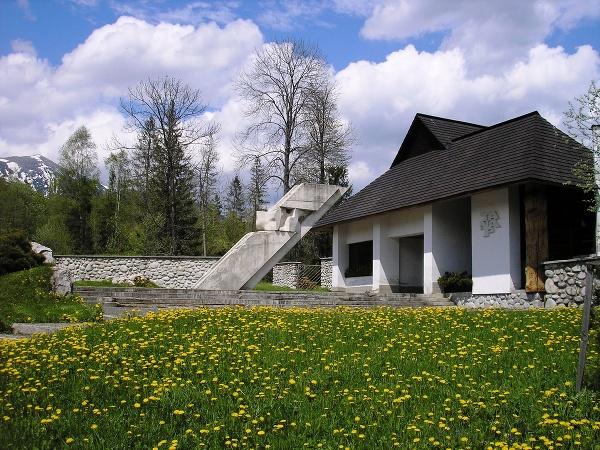 Botanická záhrada v Tatranskej