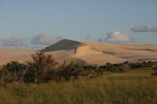 Scenéria Mozambiku