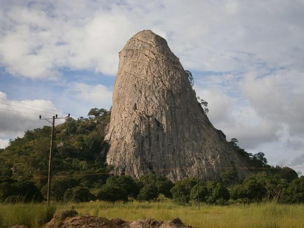Skala v Mozambiku