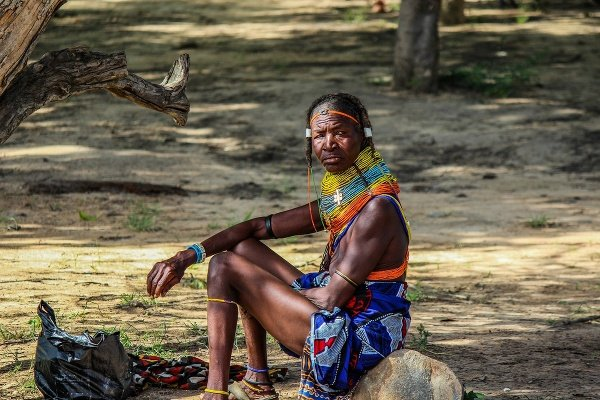 Obyvateľ Mozambiku