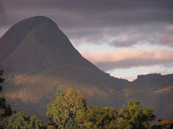 Prírodná scenéria v Mozambiku