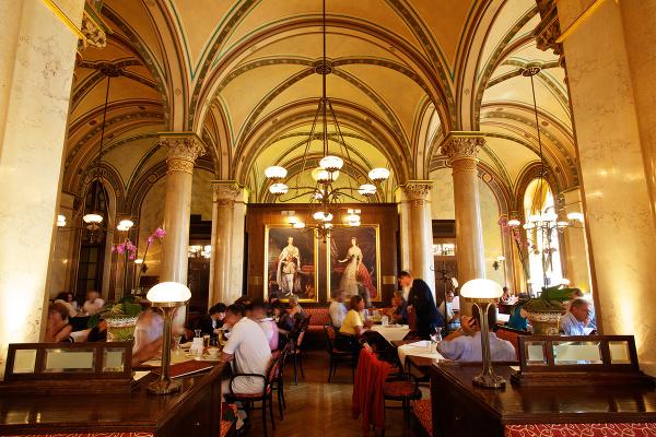 Café Central vo Viedni