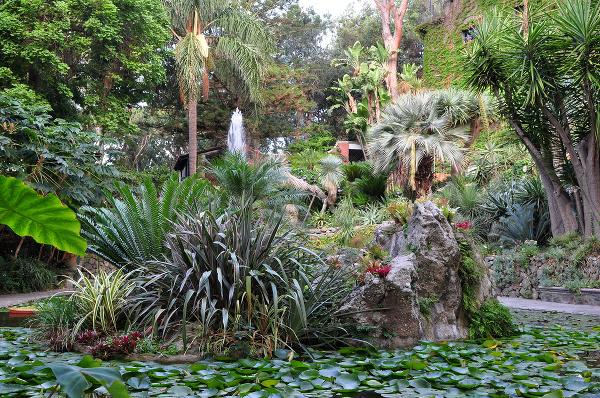 Záhrada La Mortella