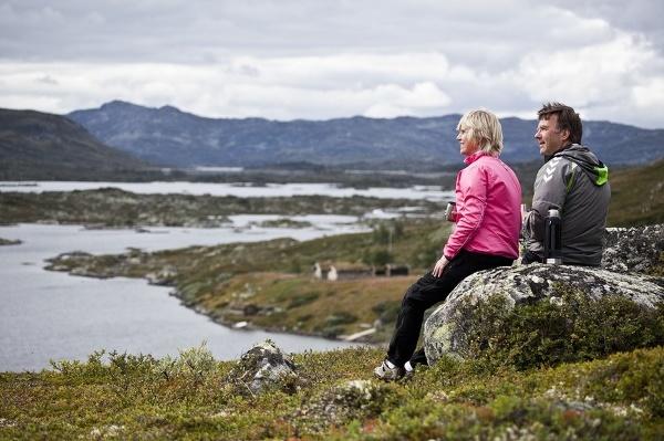 Národný park Hardangervidda
