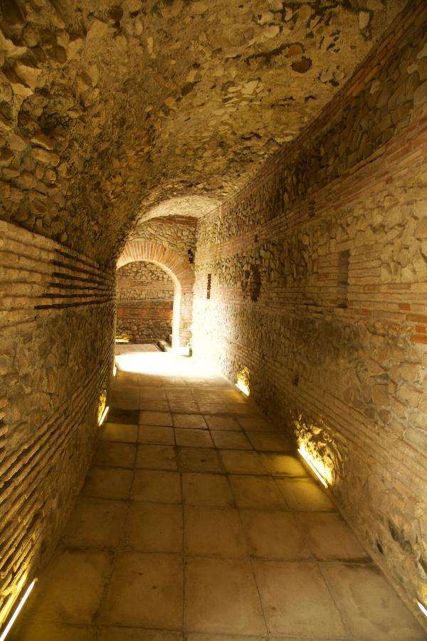 Rímske divadlo, Drač