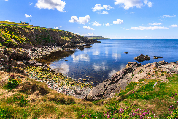 Shetlandy, Škótsko