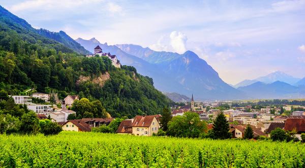 Vaduz, Lichtenštajnsko