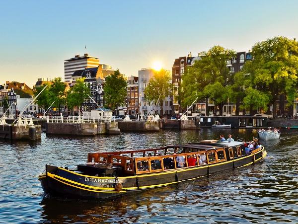 Amsterdamské kanály