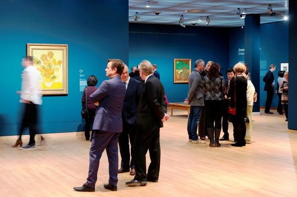Van Goghovo múzeum, Amsterdam