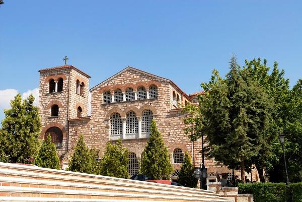 Kostol Agios Dimitrios, Solún,