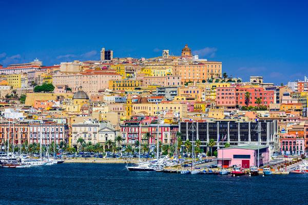 Cagliari, Sardínia